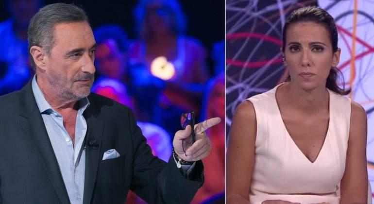 TVE, criticada por mantener el debate de Carlos Herrera