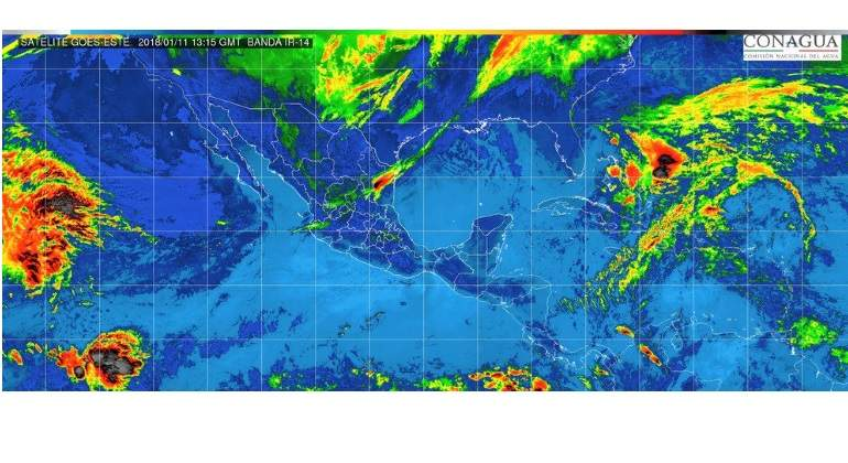 Registra San Salvador El Seco temperatura más baja del país