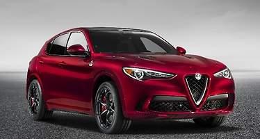 Alfa Romeo Stelvio: la marca italiana presenta el primer SUV de su historia