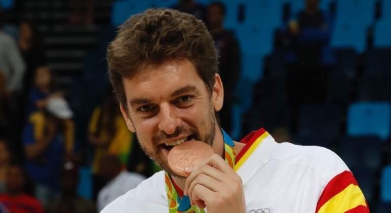 Gasol y su guiño a España: Me encanta jugar en la selección de mi país y lo haré cuanto pueda