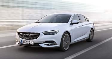 Opel Insignia 2017: una apuesta por la deportividad para seguir triunfando