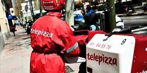Telepizza negocia una alianza con  el gigante propietario de Pizza Hut