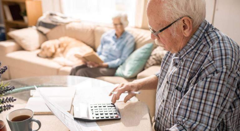 <center>Las planes de pensiones privados no despegan: apenas suponen el 1,5% del gasto en pensiones</center>