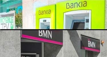 Los accionistas de Bankia y BMN darán el visto bueno a su fusión en septiembre