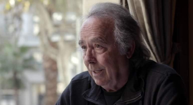 Joan Manuel Serrat pide en Salvados un referéndum con garantías en Cataluña