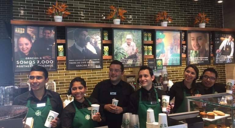 Starbucks va por su tienda 600 en México