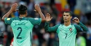 Cristiano lidera triunfo a Portugal frente a Rusia