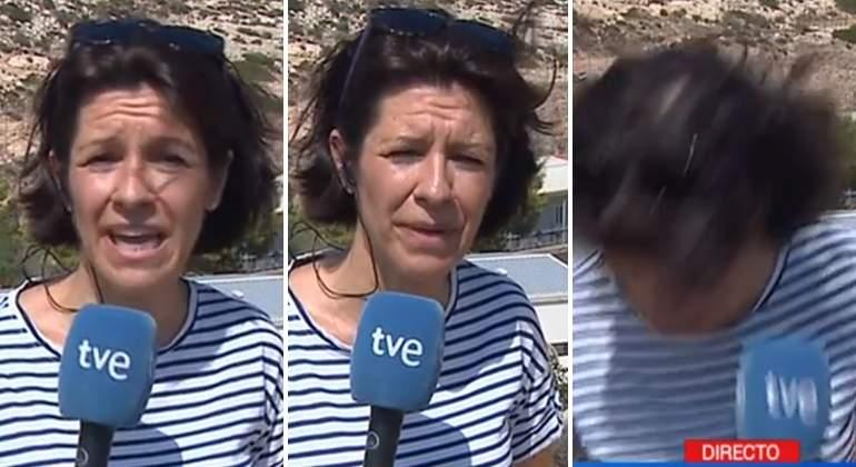 Qué Me Dices Pilla A Mónica Pont Desnuda En La Playa Ecoteuvees