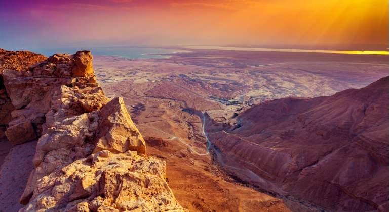Un lujoso viaje (gratis) al desierto Negev, Israel