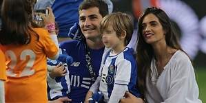 Sara Carbonero e Iker Casillas triunfan en Portugal