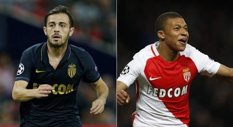 Montaje-Bernardo-Silva-Mbappe-Monaco-Reuters.jpg