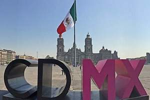 Ciudad de México, por el turismo