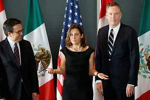 Así será México sin el TLCAN