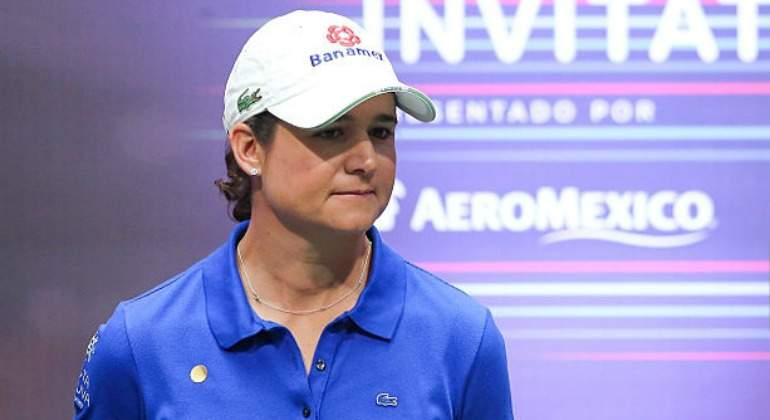Lorena Ochoa al Salón de la Fama del Golf