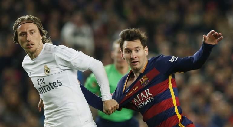 Siga ahora la previa del Barcelona - R. Madrid