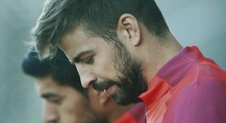 La directiva del Barcelona defendió a Piqué en contra de su propia voluntad