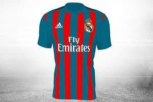 El Real Madrid... ¿de azulgrana?