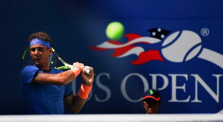 Nadal pasa a la segunda ronda del US Open tras ganar a Istomin