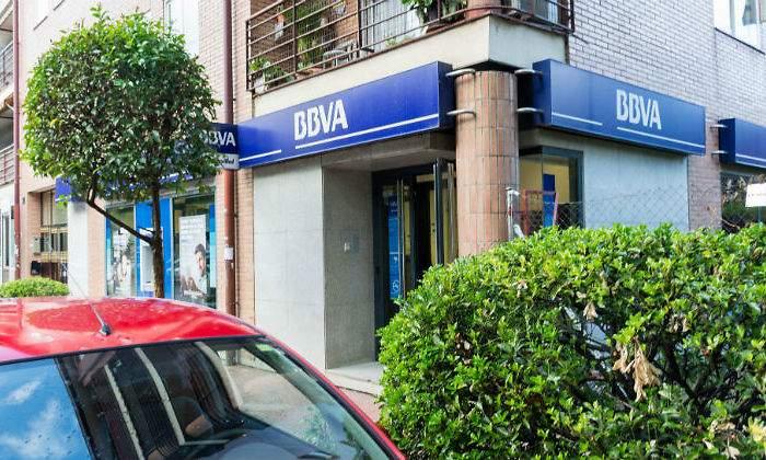 Radiograf a de las sucursales bancarias en espa a cu ntas oficinas existen y d nde est n - Horario oficinas bbva barcelona ...