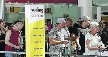 ¿Cómo reclamar a Vueling si se ve afectado por la futura huelga de pilotos?