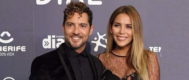 Sabemos cuándo y dónde será la boda de David Bisbal y Rosanna Zanetti