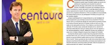 Centauro Rent a Car prepara su desembarco en Italia y Francia en 2018