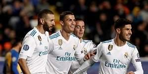 Madrid vuelve al triunfo y califica a los octavos