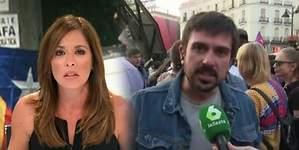 Espinar ve represión en Rajoy y se lleva un zasca de Mamen