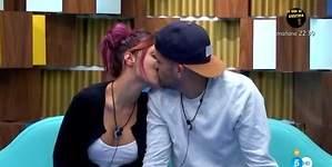 Bea y Rodri  ya se besan ante las cámaras de GH17