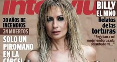 Olvido Hormigos, desnuda en la portada de Interviú