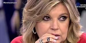Preocupación por Mª Teresa Campos: No está preparada para lo que se le avecina