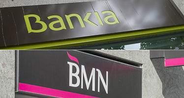 Bankia anuncia la absorción de BMN y la valora en 825 millones de euros