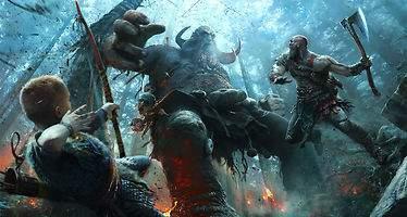 God of War, las claves del éxito de PS4
