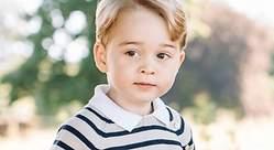 El príncipe George: nuevo colegio y uniforme de 1.000 euros