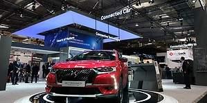 PSA y Huawei presentan su primer coche conectado