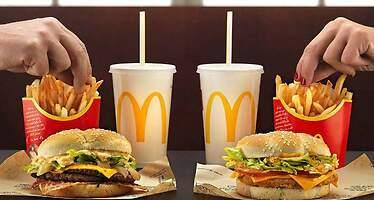 McDonalds aviva la guerra de precios entre cadenas de comida rápida: lanza menús a 1, 2 y 3 dólares