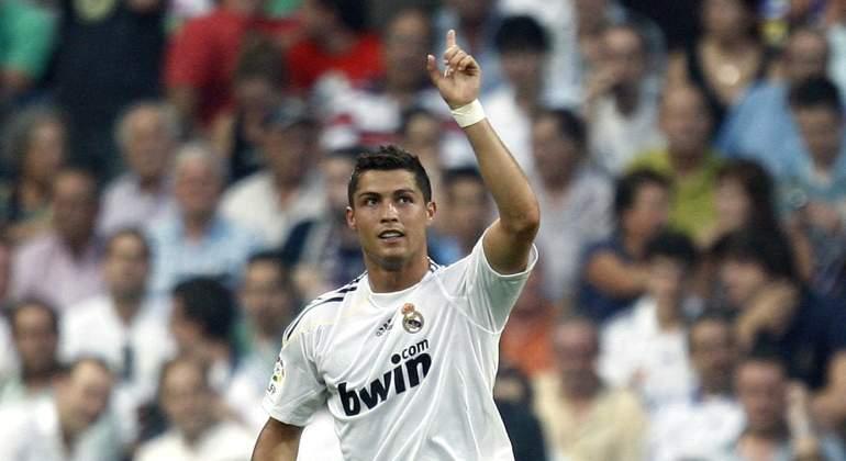 14ea04e51f3f1 Así fueron el primer y el último gol de Cristiano Ronaldo en el Real ...
