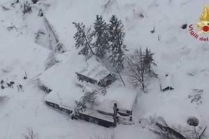 Varios muertos en una avalancha