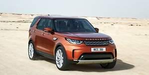 Land Rover Discovery 2017: anunciado como el mejor SUV familiar del mundo