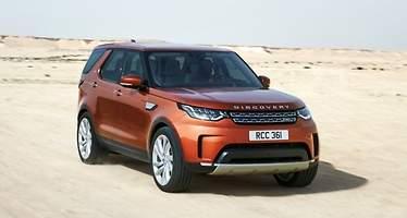 Land Rover Discovery: la quinta generación, más funcional que nunca