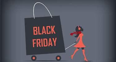 El pequeño comercio se suma al Black Friday para dar salida al stock