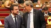 El Parlament catalán declara que Cataluña es republicana y que no reconoce a ningún Rey