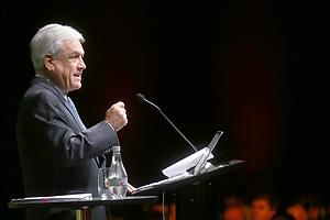 Dura respuesta de Piñera a Bachelet: la derecha no es el lado oscuro