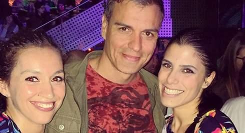 Pedro Sánchez: estilo cool al ritmo de Lori Meyers