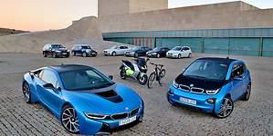 La electrificación, cada vez más presente en los planes de futuro de BMW