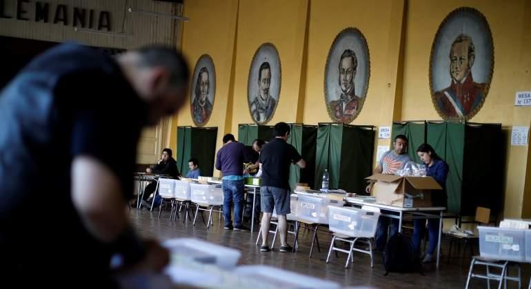 La elección presidencial de Chile empezó en Wellington, Nueva Zelanda