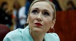 Cristina Cifuentes robó en un hiper dos cremas de belleza