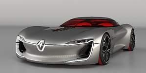 Renault TreZor: el superdeportivo que marca el futuro de la firma francesa