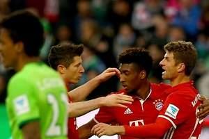 El Bayern Múnich golea al Wolfsburg y es campeón