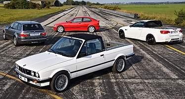 El BMW M3 y sus cuatro prototipos que nunca llegaron a ver la luz